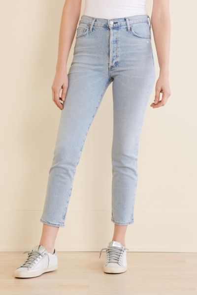 Citizens of humanity Olivia High Rise Slim Ankle