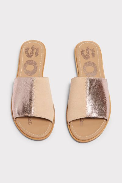 Sorel Ella Block Slide