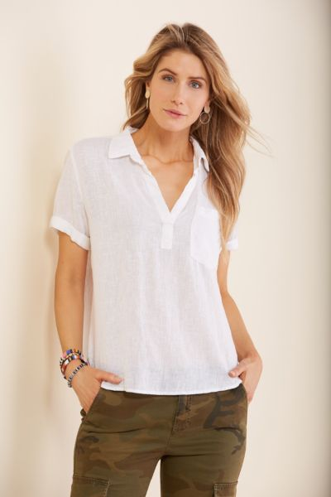 Rails Savannah Popover Shirt