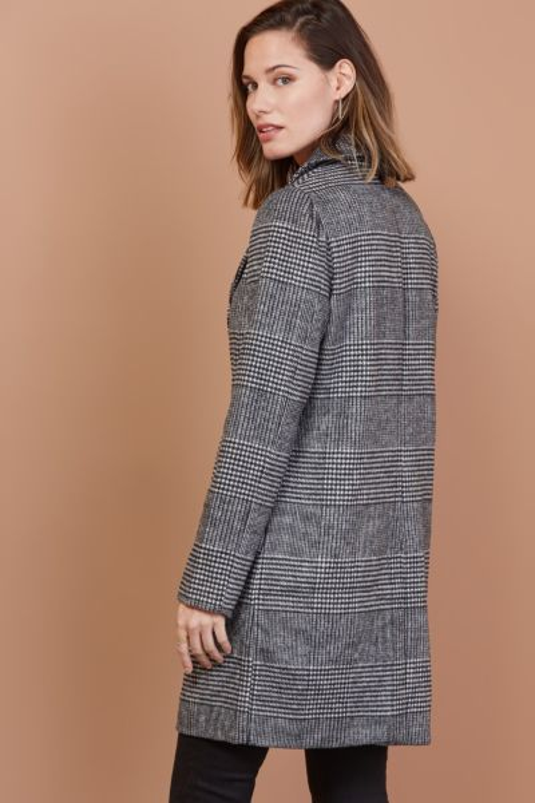 Matty m Nolan Plaid Coat