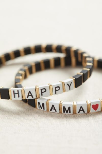 Thirty-nine 42 Happy Mama Sadie Bracelets