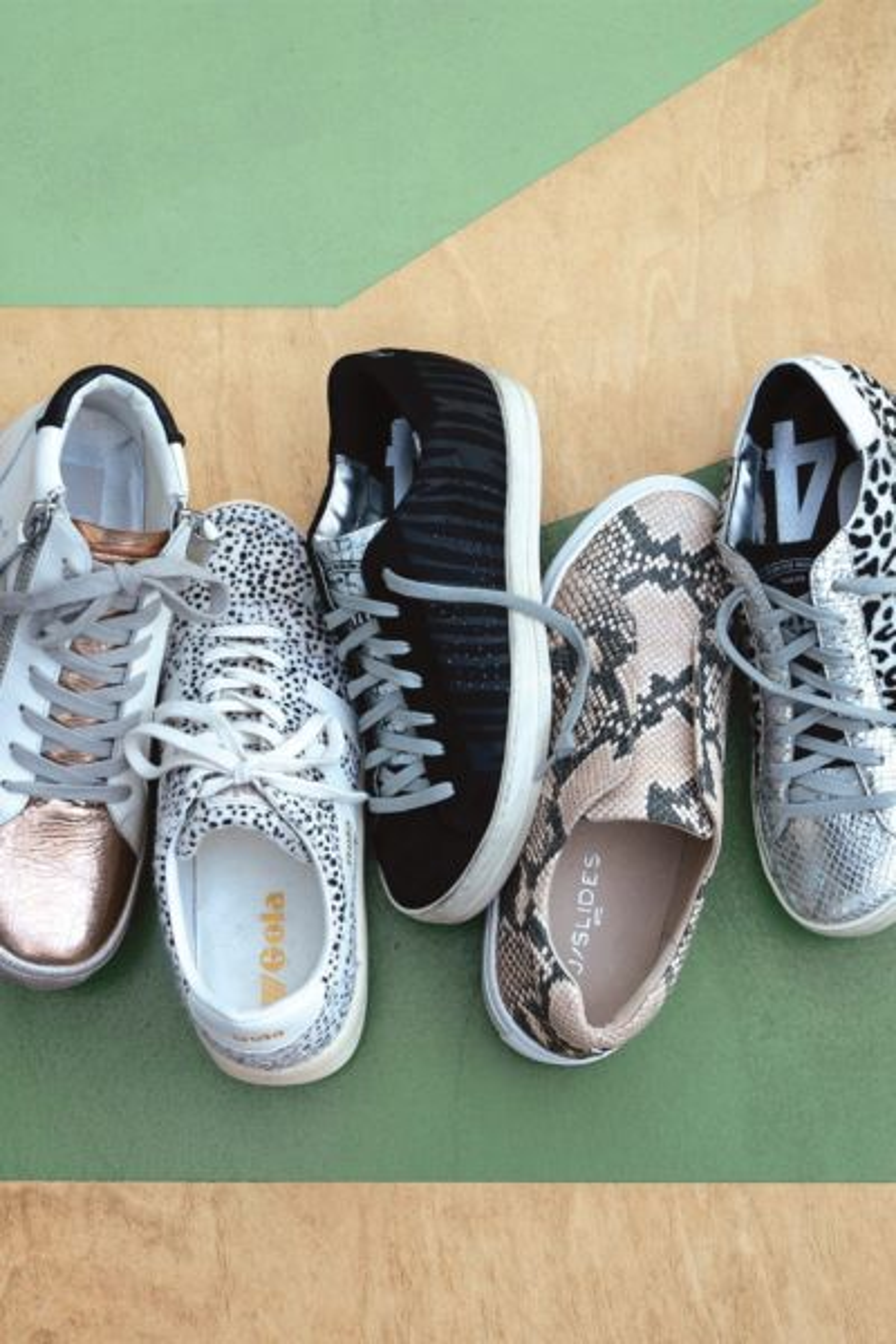 Gola Grandslam Cheetah Sneaker