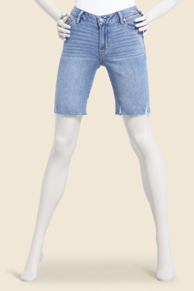 Paige denim Jax Cut Off Short