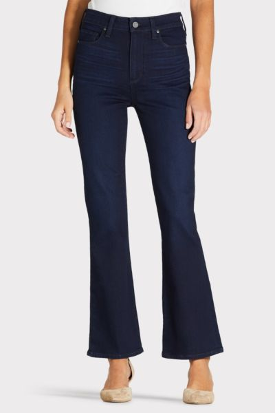 Paige denim Claudine Ankle Flare