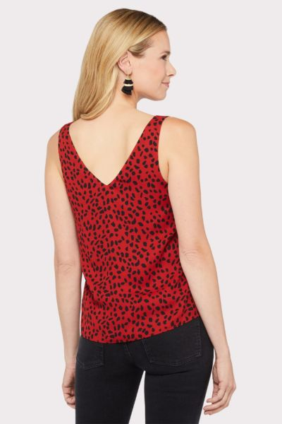 Allison joy Layla Cheetah Tank