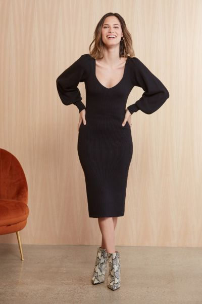 French connection Joss Knits Dress