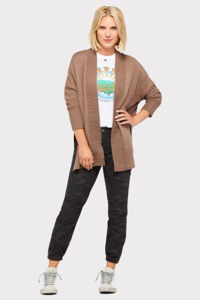 Rd style Side Slit Cardigan