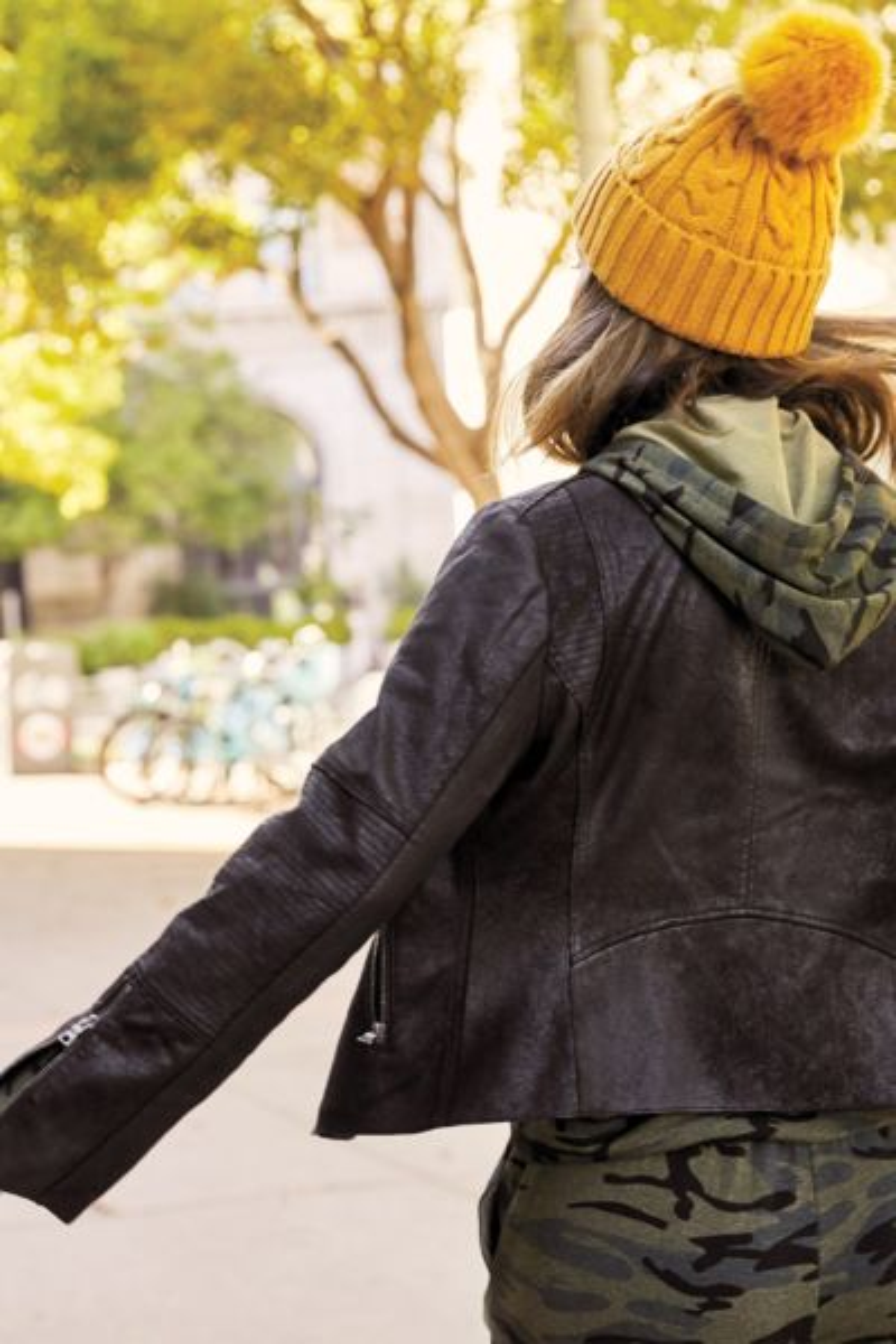 Marrakech Carrie Moto Jacket