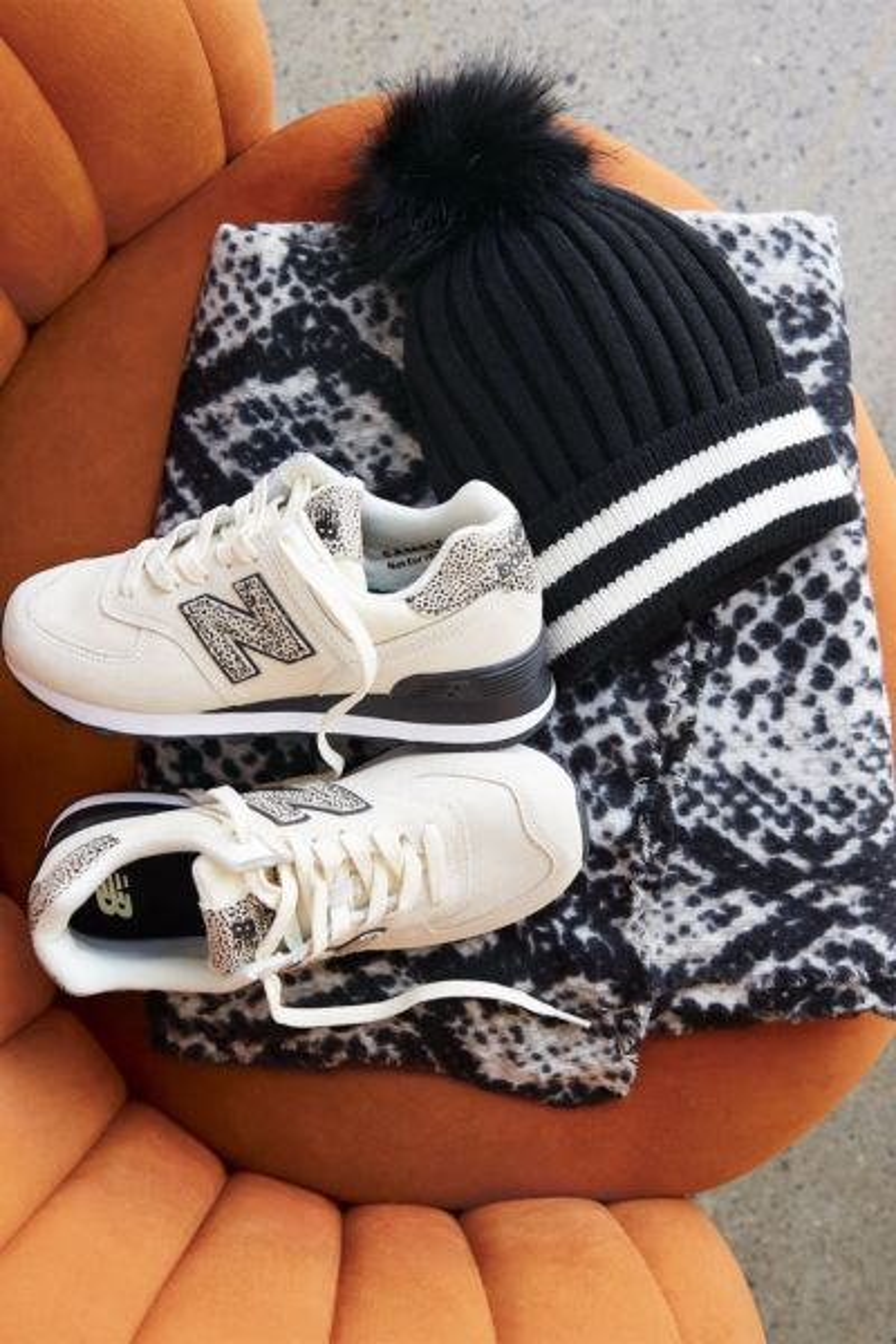New balance 574 Leopard Sneaker