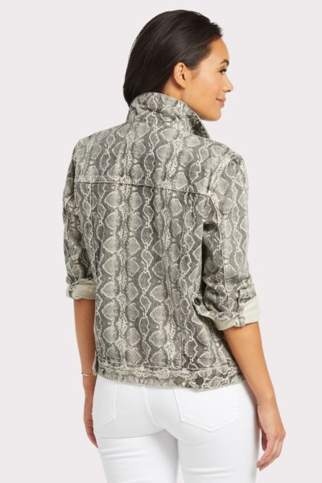 Blanknyc Snake Along Jacket