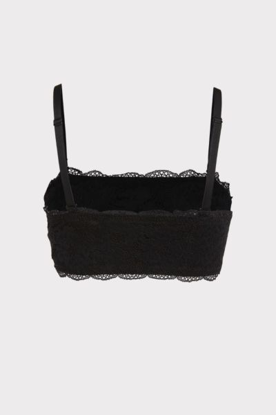 Cosabella Padded Bandeau with Removable Straps