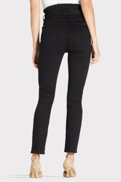 7 for all mankind Paper Bag Roxanne Ankle