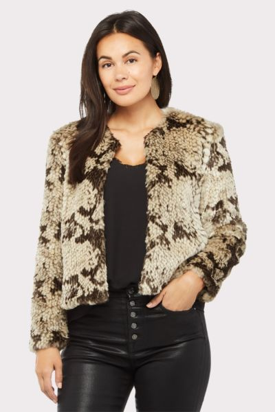Bb dakota Snake Out Jacket