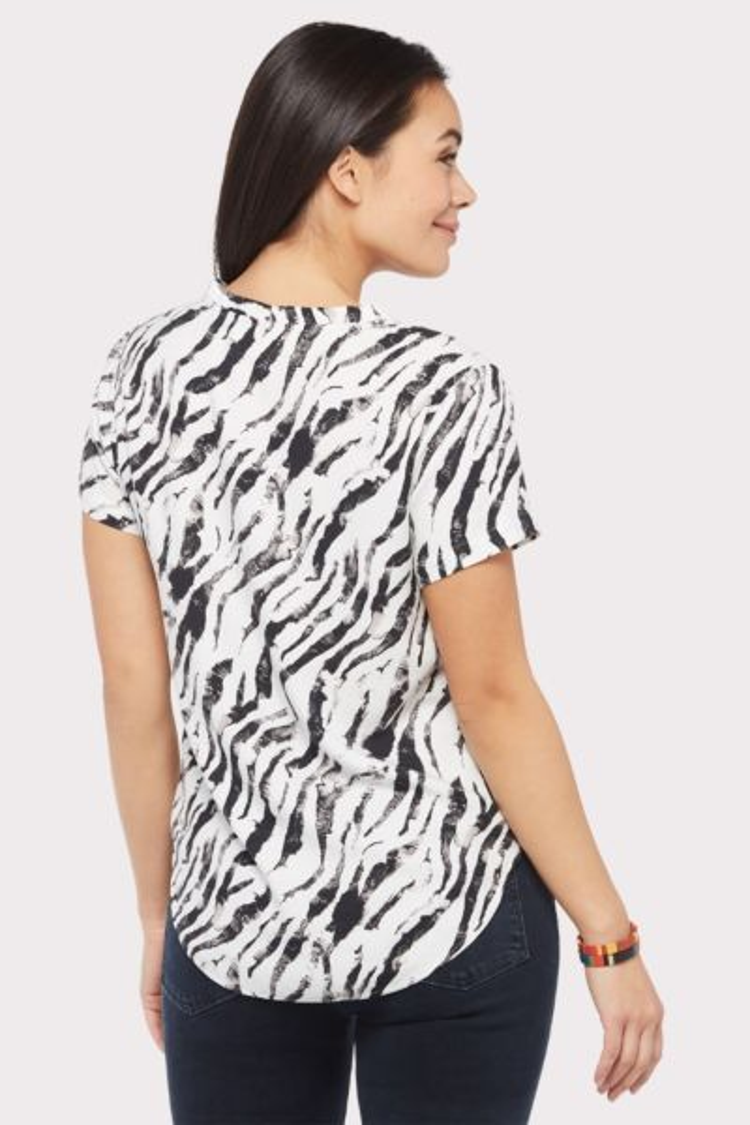 Cloth and stone Snow White Zebra Tee