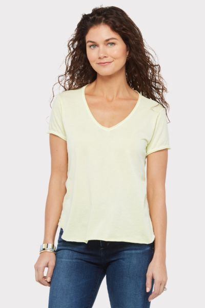 Cloth and stone Neon Washed Tee