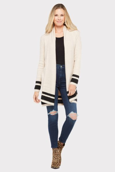 Cupcakes and cashmere Hank Varsity Cardigan