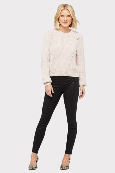 Sanctuary Chenille Out Sweater