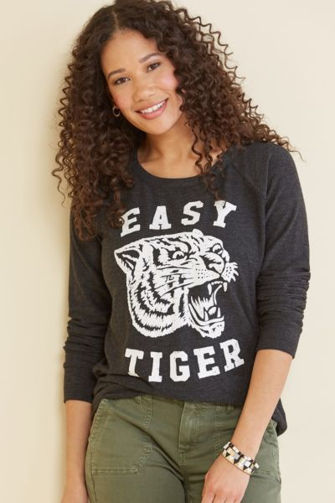 Chaser Easy Tiger Sweatshirt