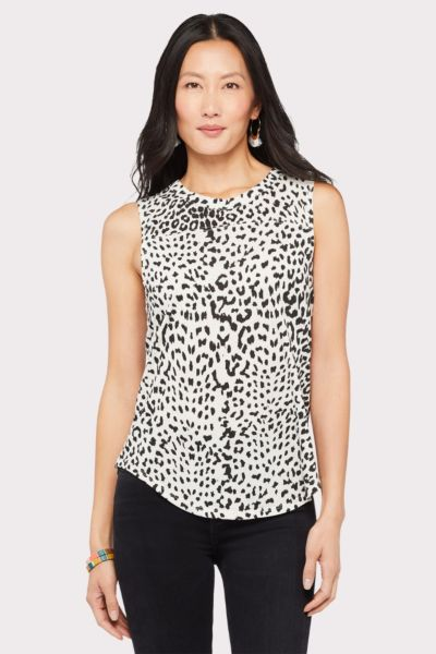 Chaser Leopard Muscle Tank