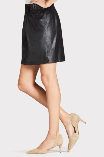 David lerner Pull On Pocket Skirt