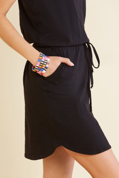 Sundry Racerback Tank Dress