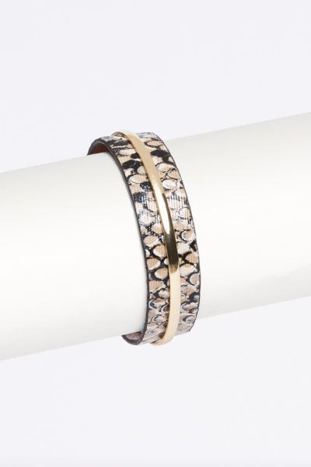 Thirty-nine 42 Camila Snake Cuff Bracelet