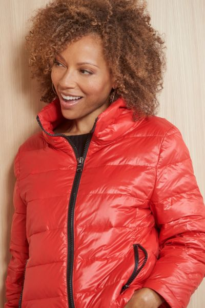 Anorak Hero Puffer Jacket