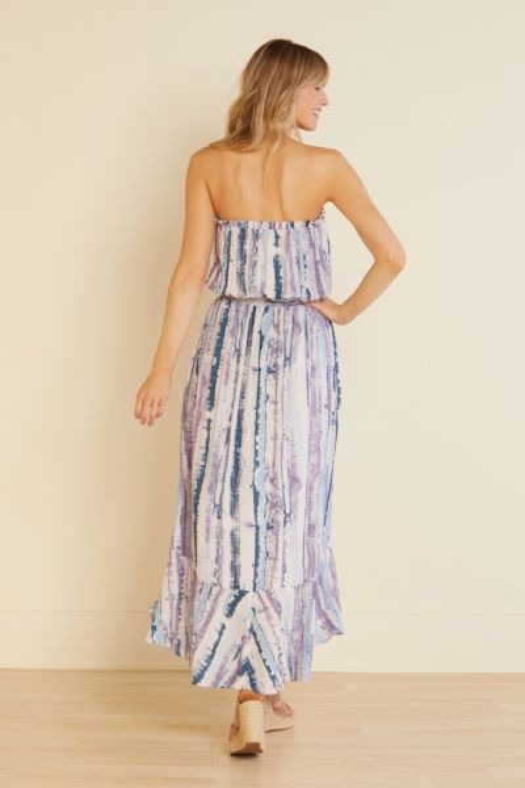 Allison joy Andy Tie Dye Dress