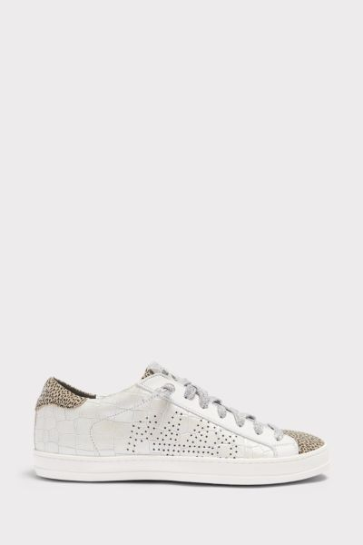 P448 Mixed Animal Sneaker