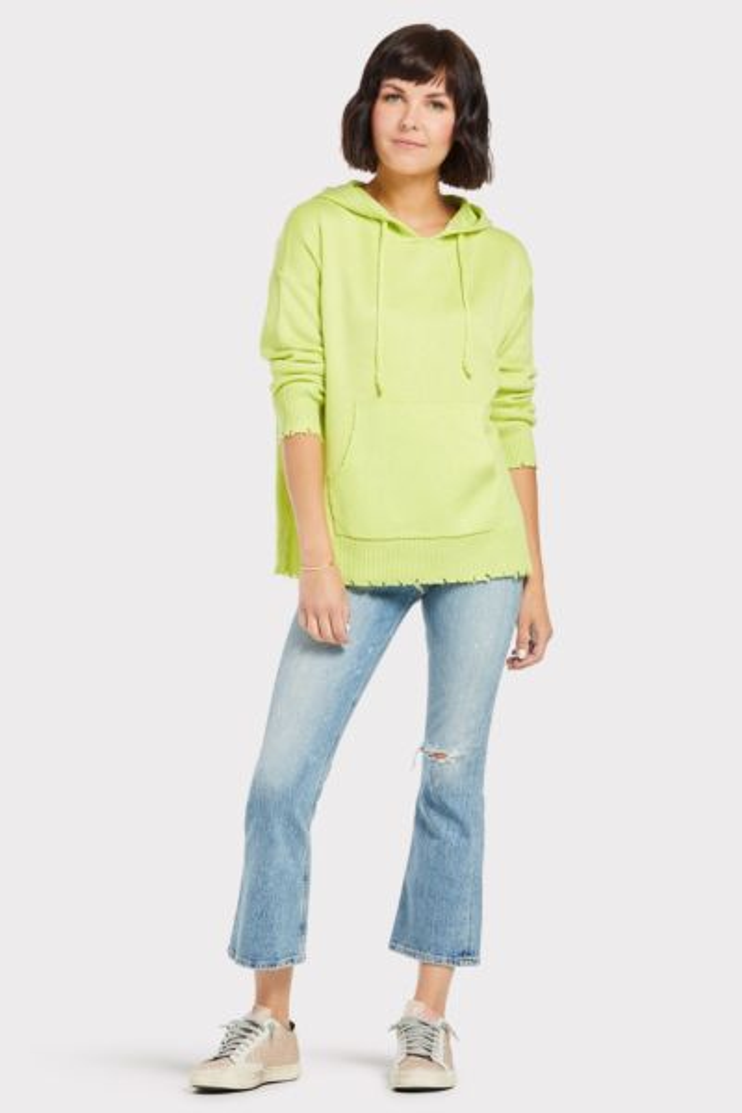 Fate Neon Hoodie Sweater