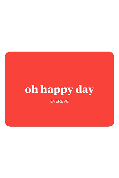 Evereve Oh Happy Day Gift Card
