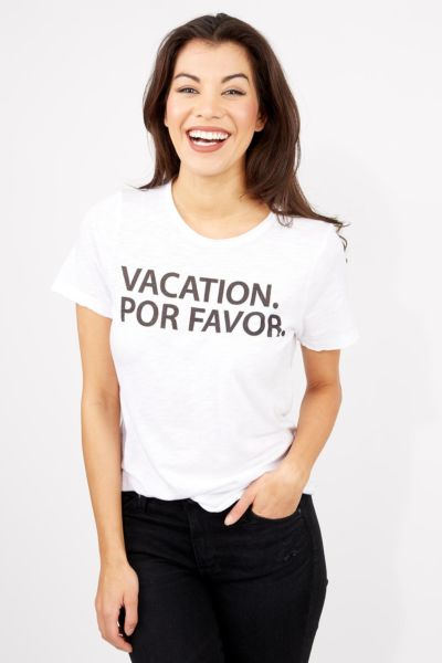 Chaser Vacation Tee
