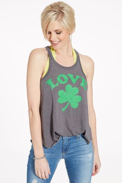 Chaser Love and Luck Tank