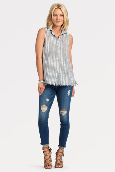 Allison joy Tamila Stripe Top