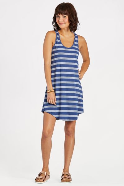 Allison joy Striped Swing Dress