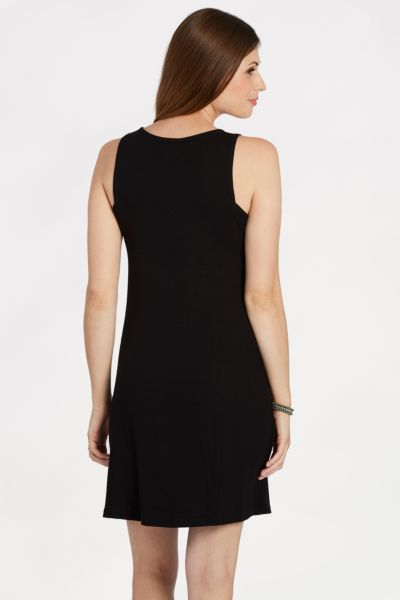 Michael stars Side Cut Out Dress