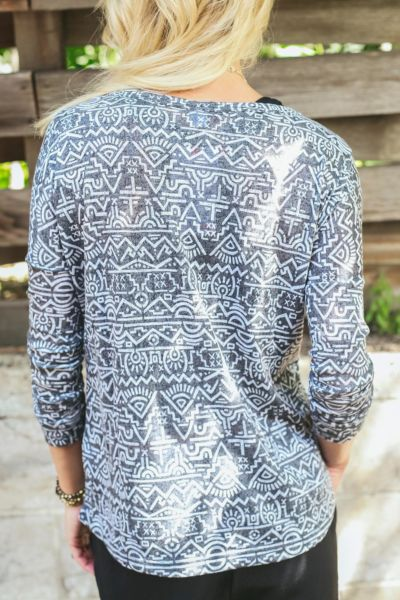 Element Muse Tribal Pullover