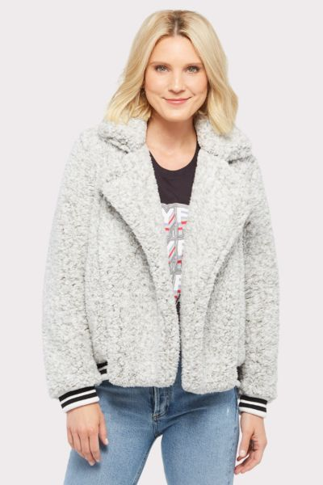Jack Cozy Varsity Jacket