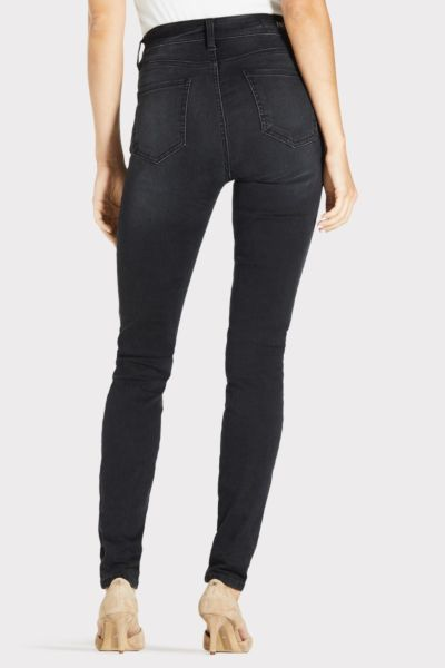 Kut from the kloth Mia High Rise Skinny w Exposed Buttons