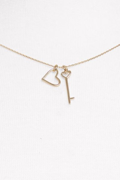 Thirty-nine 42 You Have My Heart Necklace