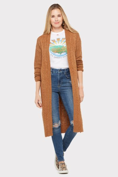 Press Rory Cabled Cardigan