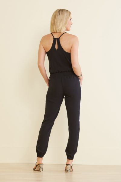 A – new york Sporty Jumpsuit