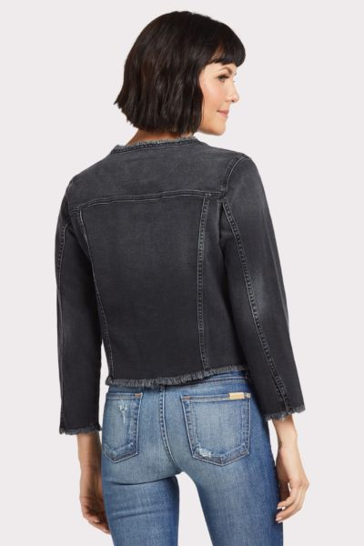 Sanctuary Addie Cropped Jacket