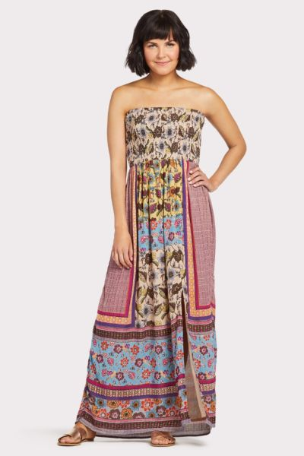 Raga Printed Maxi Dress