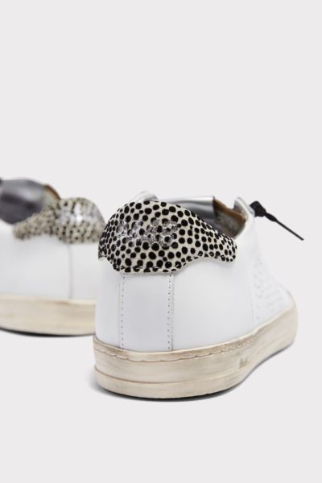P448 Leopard Tongue Sneaker