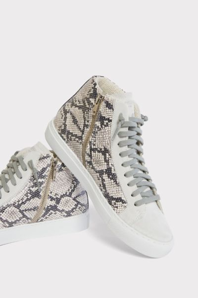 P448 Snake High Top Sneaker