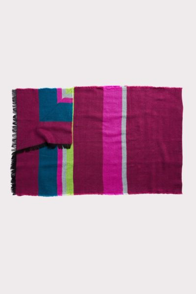 Do everything in love Tyler Multi Stripe Scarf