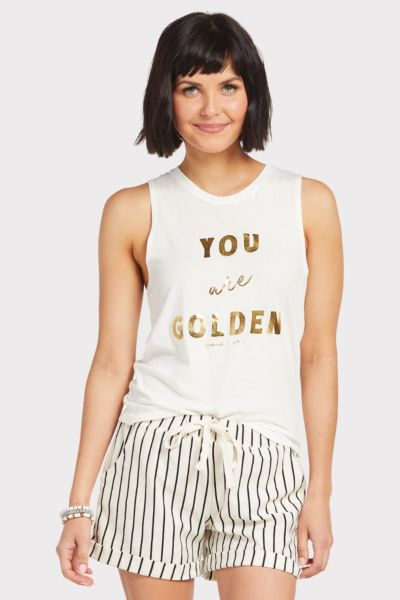 You Are Golden Tank