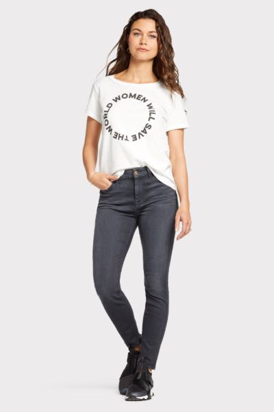 Sol angeles Women Will Save The World Tee