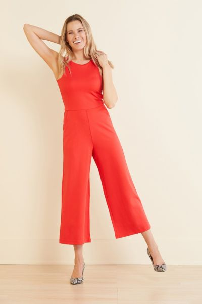 Allison joy Farrah Ponte Jumpsuit